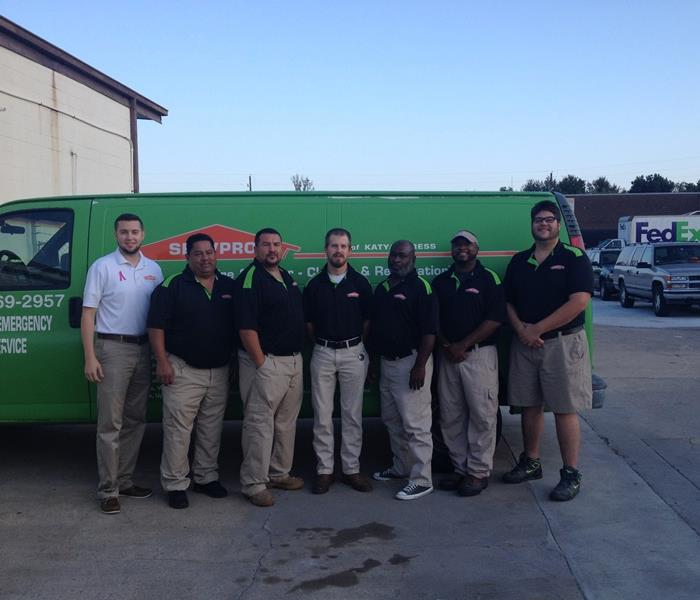 Water Mitigation Crew
