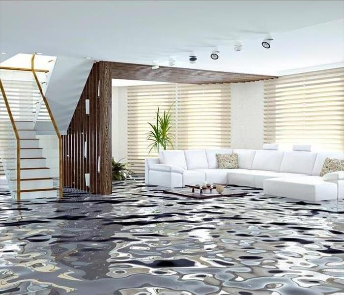 Cleaning Water Damage Restoration Cleanup Safety Tips