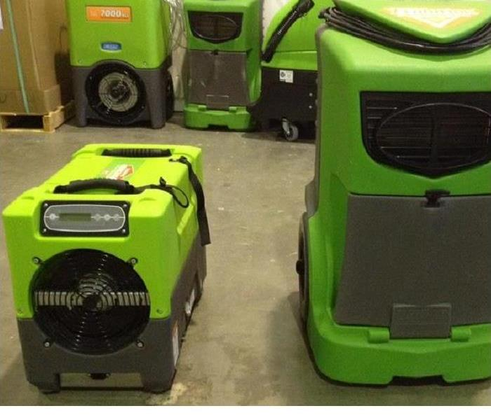 Mold Remediation Dehumidifiers