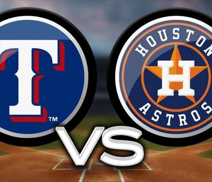 Community Free Astros VS. Rangers Tickets